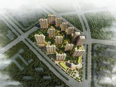 中海雍景熙岸